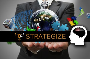 Strategize 300x500